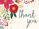 Holiday Thank You Poem Thank You eCards