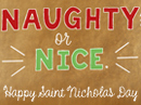 Saint Nicholas Day 12/6/17 Christmas eCards