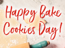 Bake Cookies Day 12/18 December eCards