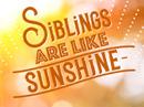Siblings Day 4/10/19 eCards