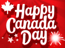 Canada Day 7/1 July eCards