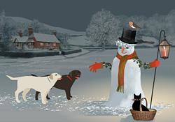 A Winter Waltz
