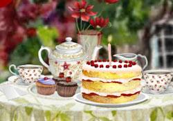 Tea-time Treats (Birthday Version)