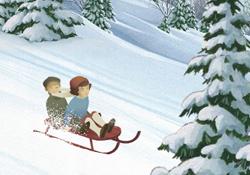 Christmas Vignette 1
