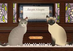 Kit Cat Boogie