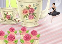 Cupcake Choreography