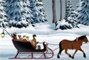 sleigh ride birthday blast