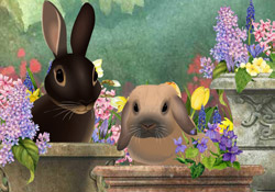 Easter Bunnies JL Video Add-on