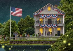 Patriotic Glow (US)