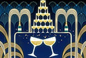 Champagne Celebration ecard