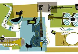 A Jazzy Ensemble