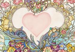 Heart Nouveau