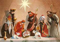 An Unexpected Nativity