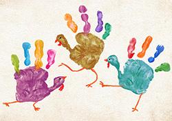 Placeholder Title- Hand Turkeys