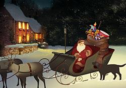 Santa's Flight