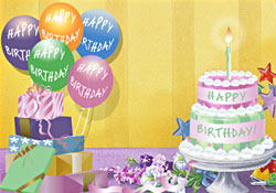 happy birthday birthday wishes ecard by jacquie lawson, Birthday card