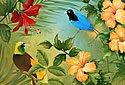 Birds of Paradise e-card