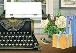 Typewriter Tune (Birthday)