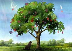 The Valentine Tree