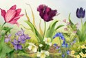 Floral Awakening e-card