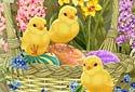 A Splash of Spring e-card