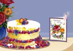 The Fairy Cake (Everyday Version)