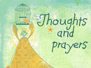Thoughts and Prayers Encouragement eCards