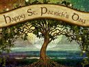 Celtic Tree Legend St. Patrick's Day eCards