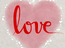 Words of Love Valentine's Day eCards