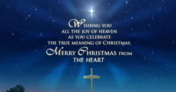 the true meaning christmas ecard blue mountain ecards - True Meaning Of Christmas