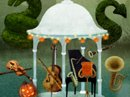 Enchanted Garden Halloween eCards