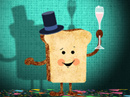 New Year's Toast New Year's Day eCards