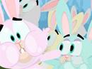 Bunny Fun Easter eCards