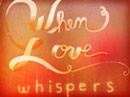 Love Whispers Valentine's Day eCards