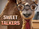 Crazy Camel Sweet Talker Have a Nice Day eCards