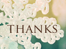 Thanks and Wishes Thank You eCards