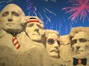 Monumental Holiday Independence Day eCards