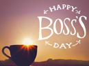 A Great Boss Boss's Day eCards