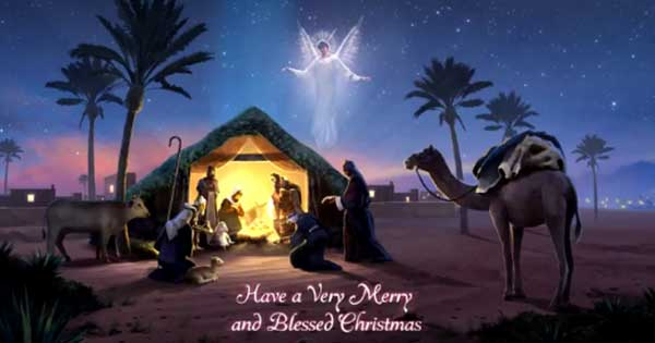Christmas Blessings\