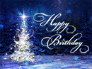Your Winter Birthday Birthday eCards