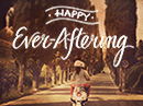 Happy Ever-Aftering Wedding eCards