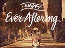 Happy Ever-Aftering Wedding eCards