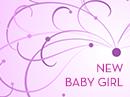 Baby Girl Congrats Baby eCards