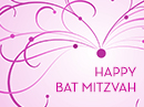 Happy Bat Mitzvah Anytime eCards
