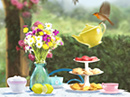 Garden Tea Party Mother's Day eCards