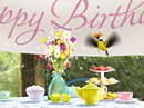 Garden Tea Party Birthday Birthday eCards