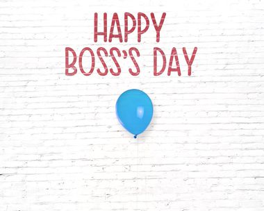 Boss's Day Celebration