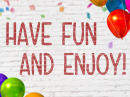 Celebrate and Enjoy Anytime eCards