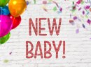 New Baby Celebration Baby eCards