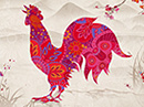 Year of the Rooster Chinese New Year eCards